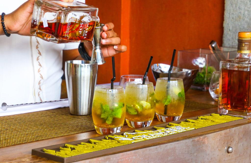 verjaardag cocktails