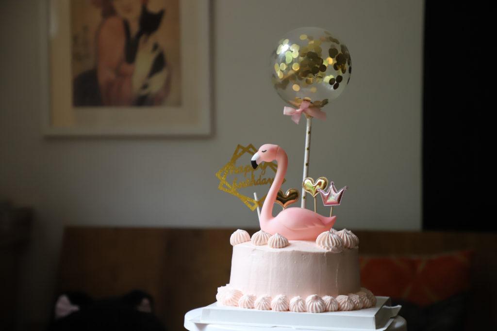 taart-flamingo-verjaardag