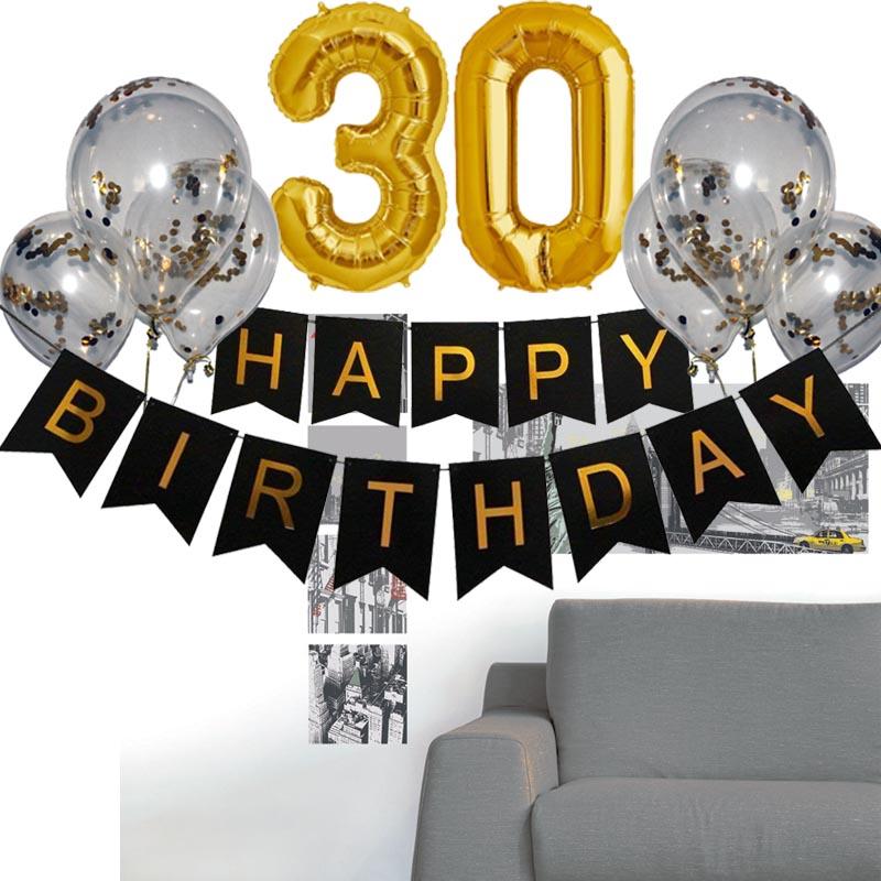 verjaardag-versiering
