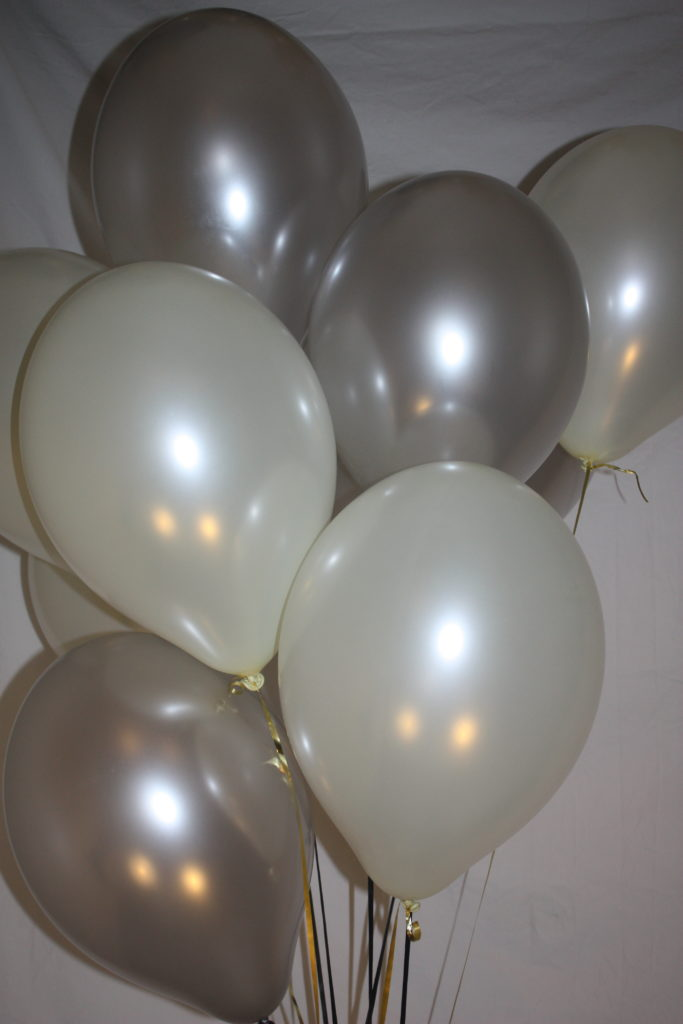 metallic-ballonnen